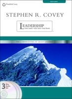 Stephen R. Covey on Leadership: Great Leaders, Great Team, Great Results - Stephen R. Covey