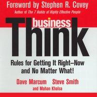 Business Think - David Marcum