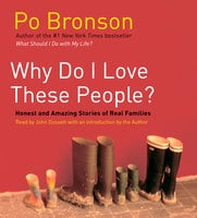 Why Do I Love These People?: Miracalous Journeys of Twenty-first Century Families - Po Bronson