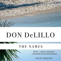The Names - Don DeLillo