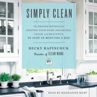 Simply Clean - Becky Rapinchuk