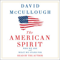 The American Spirit - David McCullough