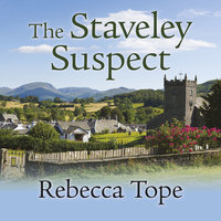 The Staveley Suspect - Rebecca Tope