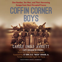 Coffin Corner Boys - Carole Engle Avriett