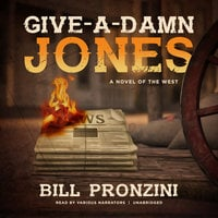 Give-a-Damn Jones - Bill Pronzini