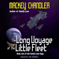 The Long Voyage of the Little Fleet - Mackey Chandler