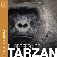 El regreso de Tarzán - Edgar Rice Burroughs