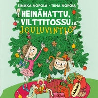 Heinähattu, Vilttitossu ja jouluvintiö - Tiina Nopola,Sinikka Nopola