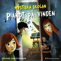 Pianot på vinden - Katarina Genar