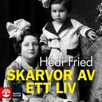 Skärvor av ett liv : Vägen till och från Auschwitz - Hédi Fried
