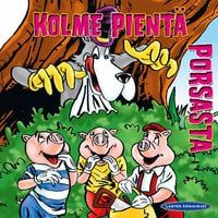 Kolme pienta porsasta - James Halliwell-Phillipps