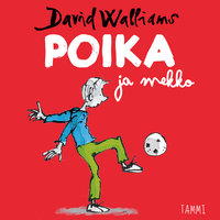 Poika ja mekko - David Walliams