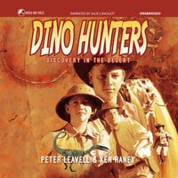 Dino Hunters - Peter Leavell