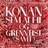 Konan sem át fíl og grenntist (samt) - Margrét Guðmundsdóttir