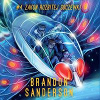 Zakon Rozbitej Soczewki - Brandon Sanderson