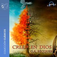 Creed en Dios - Gustavo Adolfo Bécquer