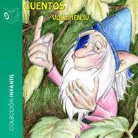 CUENTOS VOLUMEN IV - Hermanos Grimm