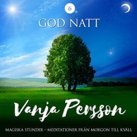 Meditation – God natt - Vanja Persson