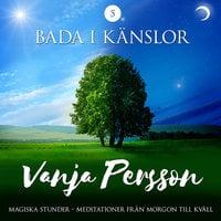 Meditation – Bada i känslor - Vanja Persson