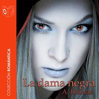 La dama negra - Alejandro Dumas