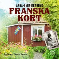 Franska kort - Anna-Lena Brander