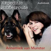 Expeditie Ribbelroute - Annemiek van Munster