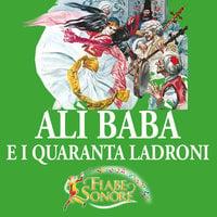 Alì Babà e i quaranta ladroni - SILVERIO PISU (versione sceneggiata), VITTORIO PALTRINIERI (musiche)