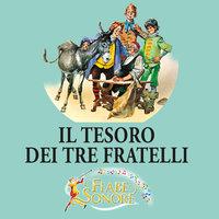 Il tesoro dei tre fratelli - SILVERIO PISU (versione sceneggiata), VITTORIO PALTRINIERI (musiche)