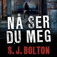 Nå ser du meg - S.J. Bolton
