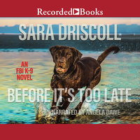 Before It's Too Late - Sara Driscoll