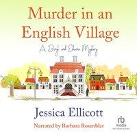 Murder in an English Village - Jessica Ellicott
