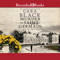 Murder in Saint Germain - Cara Black