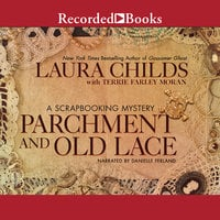 Parchment and Old Lace - Laura Childs, Terrie Farley Moran