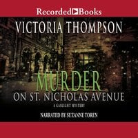 Murder on St. Nicholas Avenue - Victoria Thompson