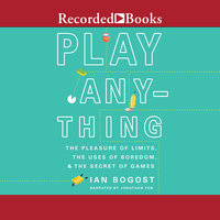 Play Anything - Ian Bogost