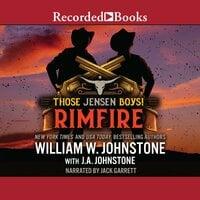 Rimfire - J.A. Johnstone,William W. Johnstone