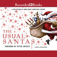 The Usual Santas - Helene Tursten,Cara Black,Peter Lovesey,Mick Herron
