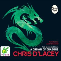 A Crown Of Dragons - Chris d'Lacey