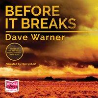 Before it Breaks - Dave Warner