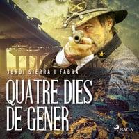 Quatre dies de gener - Jordi Sierra i Fabra