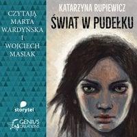 Świat w pudełku - Katarzyna Rupiewicz,Rupiewicz Katarzyna