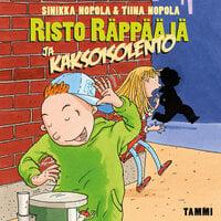 Risto Räppääjä ja kaksoisolento - Tiina Nopola,Sinikka Nopola