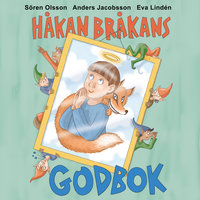 Håkan Bråkans godbok - Anders Jacobsson,Sören Olsson