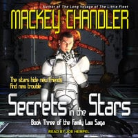 Secrets in the Stars - Mackey Chandler