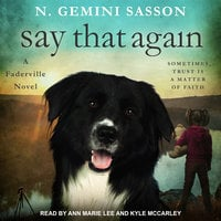 Say That Again - N. Gemini Sasson