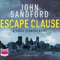 Escape Clause: Virgil Flowers, Book 9 - John Sandford