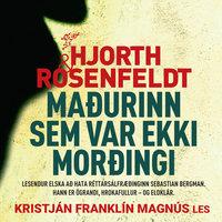 Maðurinn sem var ekki morðingi - Hans Rosenfeldt, Michael Hjorth