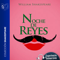 Noche de reyes o Como gustéis - Dramatizado - William Shakespeare