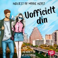 Uofficielt din - Henriette Vesterbak