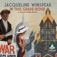 In This Grave Hour - Jacqueline Winspear